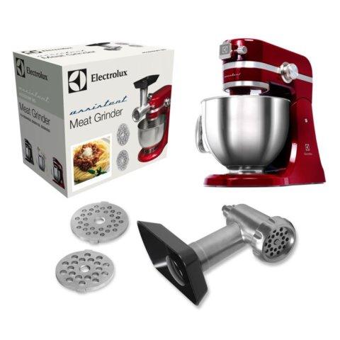 Köögikombain Electrolux Kitchen Assistent™ punane EKM4000, lisavarustus hakklihamasin