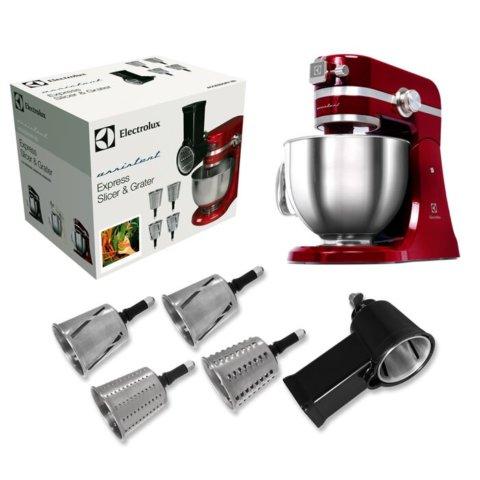 Köögikombain Electrolux Kitchen Assistent™ punane EKM4000, lisavarustus riivid
