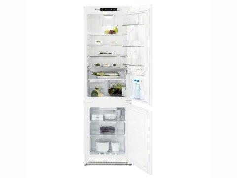 Integreeritav külmik Electrolux FrostFree 177cm A++ ENN2854COW