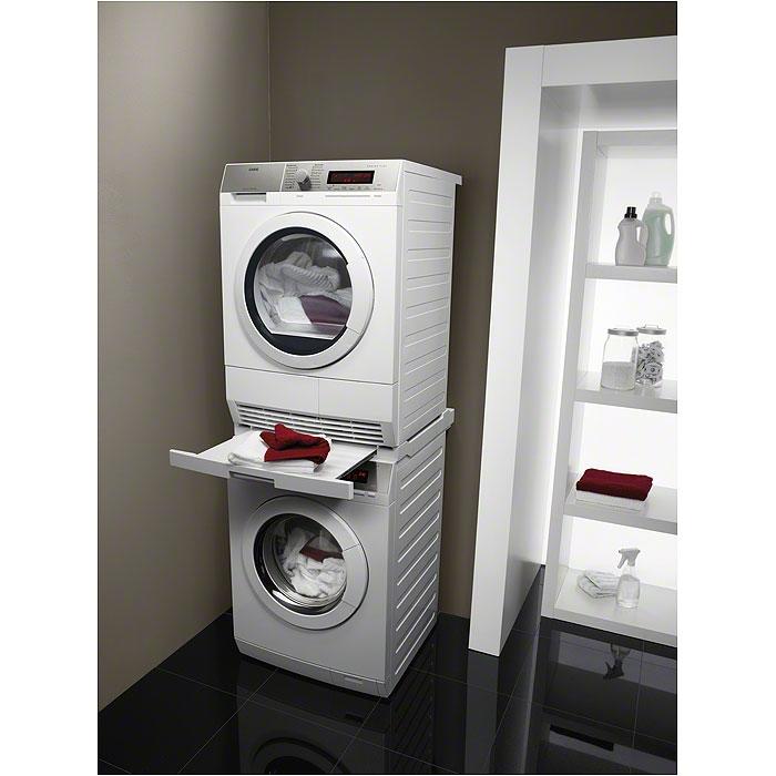 AEG vaheraam SKP11 pesukuivati kinnitamiseks pesumasina peale
