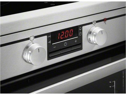 AEG 60cm MaxiKlasse ahjuga induktsioonpliit 47036IU-MN