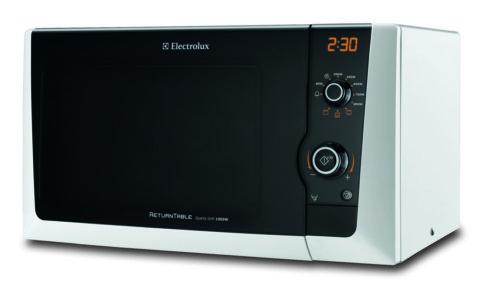 Electrolux kvartsgrilliga mikroahi EMS21400S