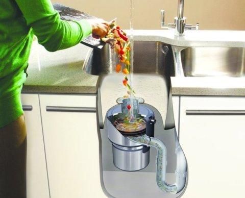 Köögihunt InSinkErator Evolution 100 kodukööki 0 ,70hj