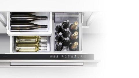 Fisher & Paykel 5 reziimiga integreeritav sahtel külmik RB90S64MKIW1