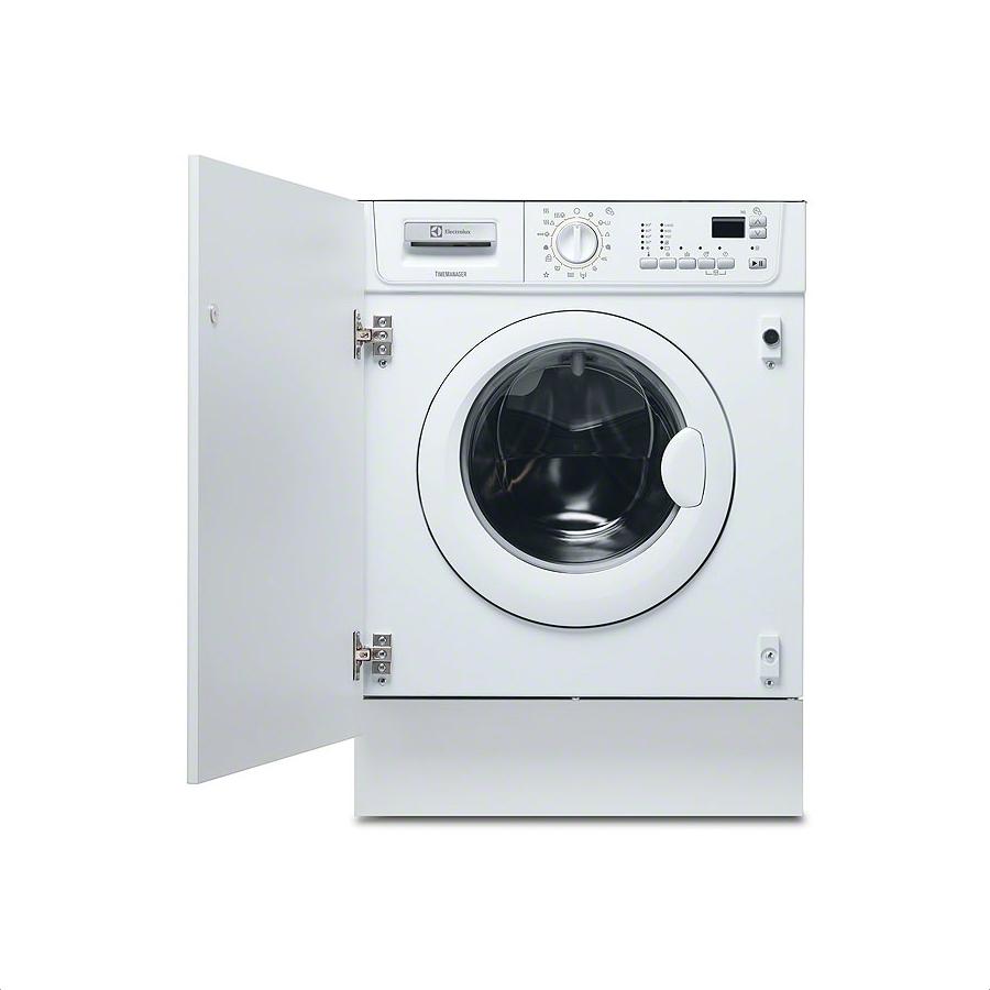 Electrolux integreeritav 1400 p/m 7kg pesumasin-kuivati EWX147410W