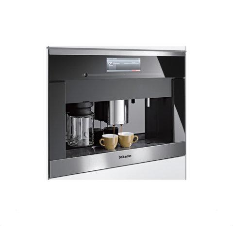 Miele inMiele integreeritav kohvimasin roostevaba CVA 6805 EDSTtegreeritav kohvimasin CVA 6805 EDST