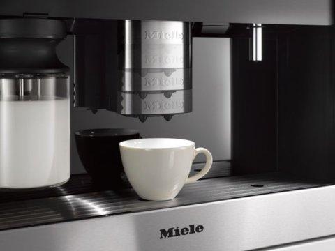 Miele integreeritav kohvimasin roostevaba CVA 6805 EDST