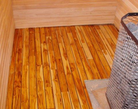 TEAK põrandalauad