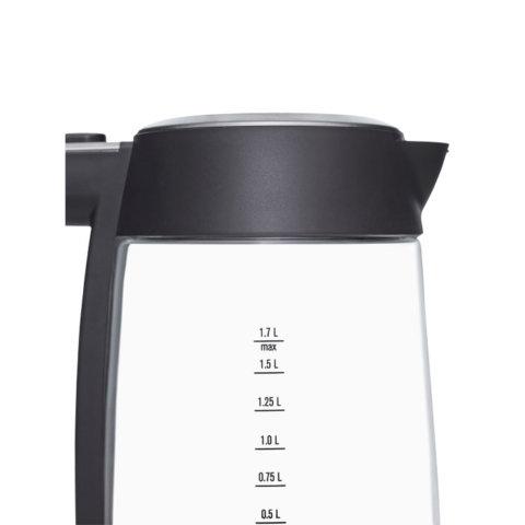 Electrolux klaaskannuga 1,5L veekeetja EEWA5310
