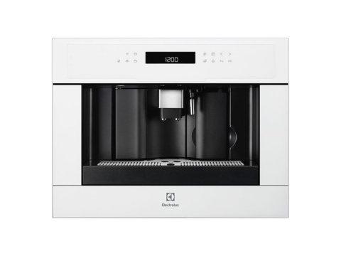 Electrolux integreeritav valge kohvimasin EBC54524AV