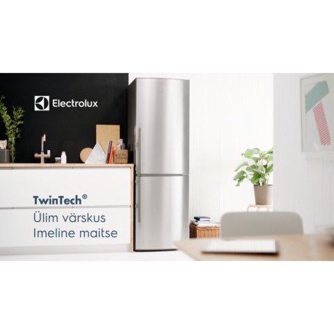 Electrolux 200cm frost-free A++ külmik-sügavkülmik EN3853MOW
