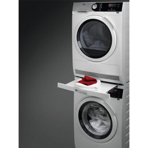 AEG vaikne A+++ ProSense® 8kg soojuspumbaga pesukuivati T8DEC68S