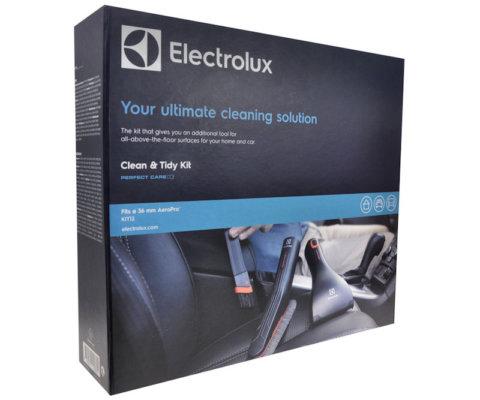Electrolux AeroPro Clean & Tidy Auto komplekt tolmuimejaotsikuid ovaalsele otsale KIT12