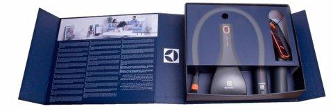 Electrolux AeroPro Clean & Tidy komplekt tolmuimejaotsikuid ovaalsele otsale KIT12 hari
