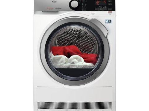 AEG vaikne A++ ProSense® 8kg soojuspumbaga pesukuivati T8DEE48S