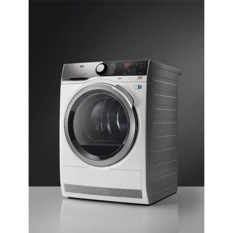 AEG vaikne A++ ProSense® 8kg pesukuivati T8DEE48S