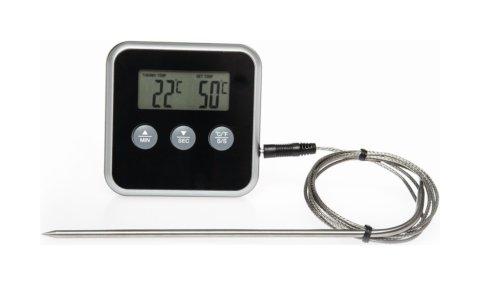 Electrolux universaalne digitaalne lihatermomeeter ja taimer E4KTD001
