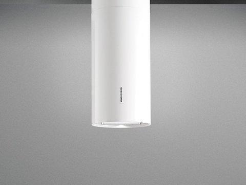 Falmec valge 35cm saar-õhupuhastaja POLAR WHITE