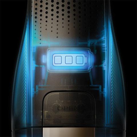 Electrolux tõhusa liitiumakuga varstolmuimeja EUP86SSM LED