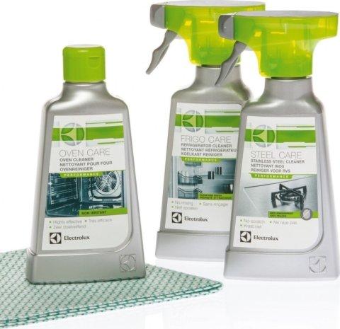Köögitehnika puhastuskomplekt E6KK4106 Eelectrolux