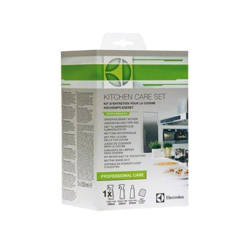 Köögitehnika puhastuskomplekt E6KK4106