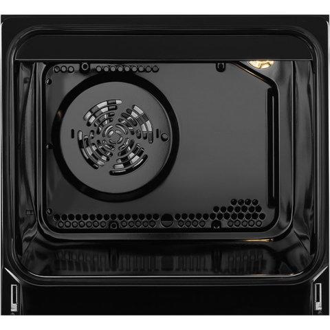 AEG 50cm keraamiline pliit elektriahjuga CCB56400BX PlusSteam