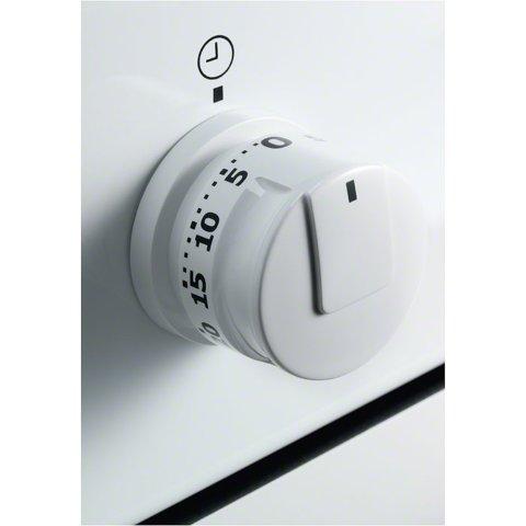 Electrolux 50cm keraamiline pliit elektriahjuga EKC54550OW