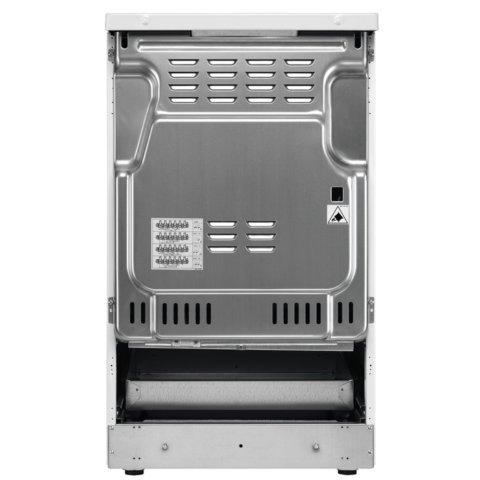 Electrolux valge taimeriga 50cm elektripliit EKC54950OW PlusSteam