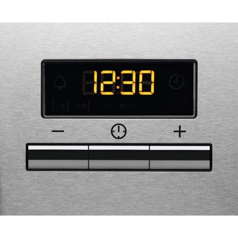 Electrolux 50cm induktsioonpliit elektriahjuga EKI54950OX PlusSteam
