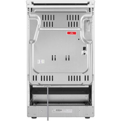 Electrolux 50cm elektriahjuga gaasipliit EKK52950OW PlusSteam