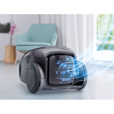 Electrolux juhtpuldiga Silent Zen System™ eriti vaikne tolmuimeja EUS89TM