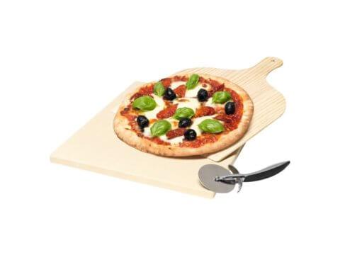 Electrolux Pizzakivi + labidas komplekt hõrgumaks pizza elamuseks