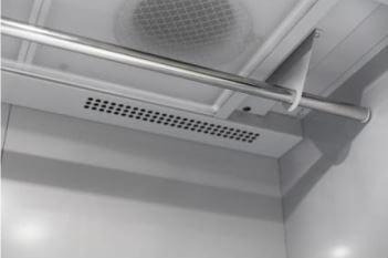 Kuivatuskapi riidetoru Electrolux TS5121