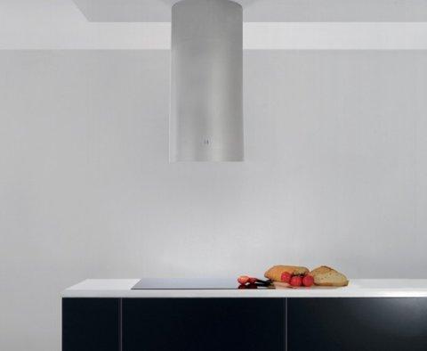 Laekinnitusega õhupuhasti köögisaarele SIRIUS MO404X