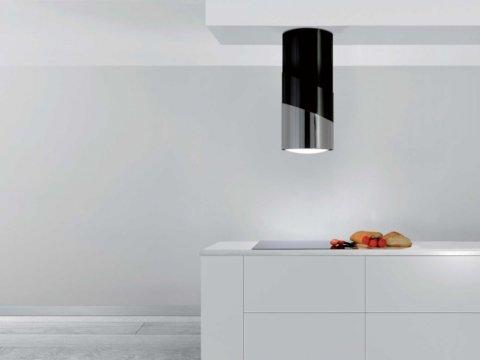 Laekinnitusega õhupuhasti köögisaarele SIRIUS MO406