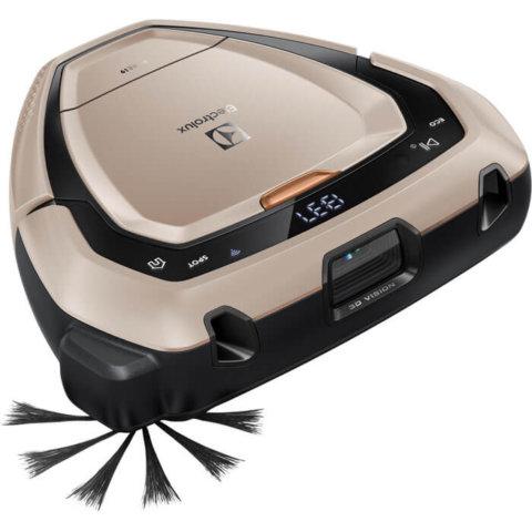 Robottolmuimeja Electrolux 3D Vision System-iga PI91-5SSM