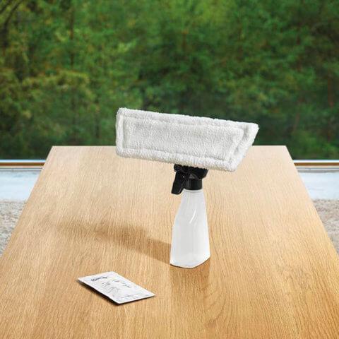 Pihustiga pudel mikrofiiberlapiga akna- ja pinnapesurile Electrolux WellS7