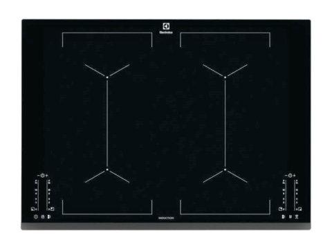 Electrolux 71cm Hob2Hood induktsioonpliidiplaat EIV744