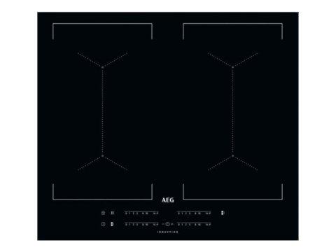 AEG süvistatav 58cm sillafunktsiooniga induktsioonpliit IKE64450IB