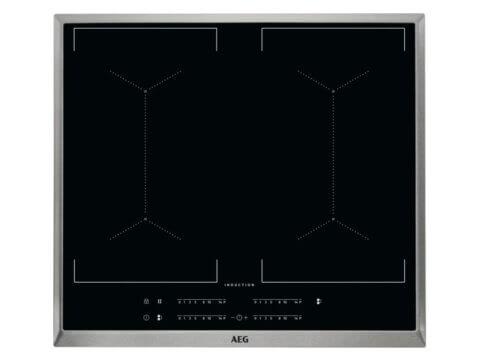 AEG 58cm sillafunktsiooniga induktsioonpliit IKE64450XB