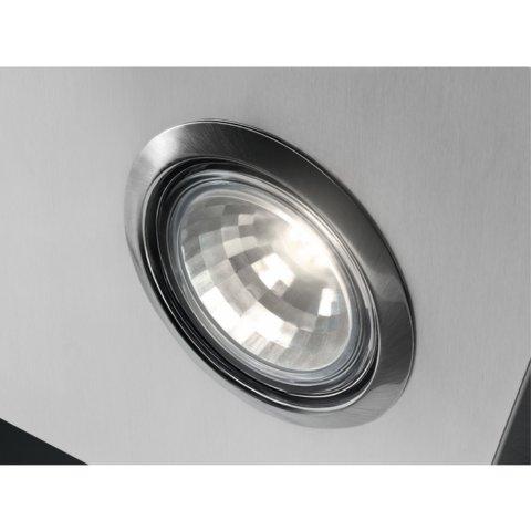 AEG 60cm Hob2Hood LED-valgustusega kubu-tüüpi õhupuhasti DTB5660HM