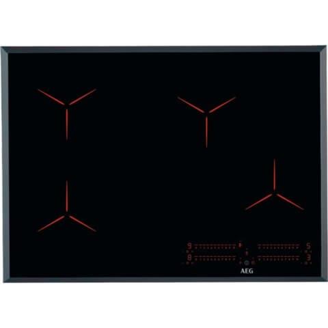 AEG 71cm sillafunktsiooniga Hob2Hood induktsioonpliit IPE74541FB