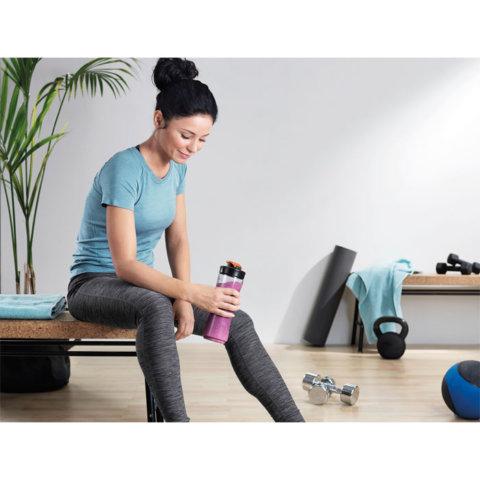 Electrolux kompaktne Sport Blender ESB2700 kaasavõetava pudeliga