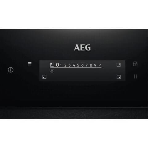 AEG 59cm sillafunktsiooniga SenseFry induktsioonpliit IAE64843FB