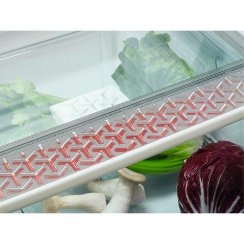 AEG 200cm A+++ Frost Free UltraFresh külmik-sügavkülmik RCB93734KX