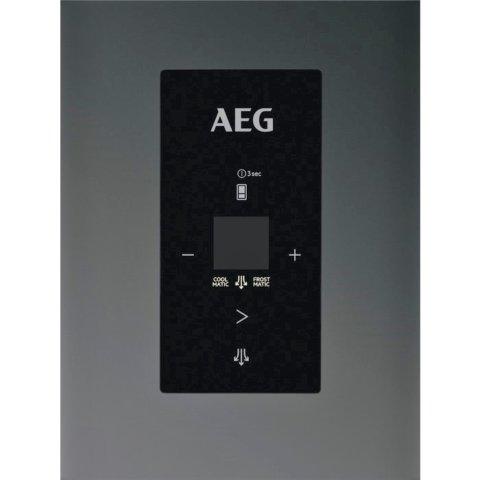 AEG 200cm A+++ Frost Free Quick Chill külmik-sügavkülmik RCB83836TX