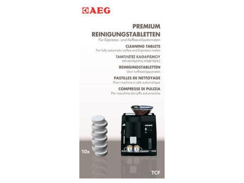 AEG TCF puhastustabletid kõikidele espresso- ja kohvimasinatele (10tk)