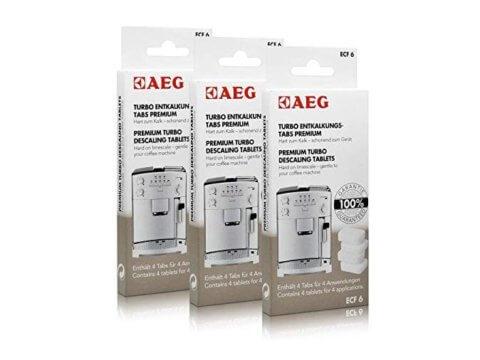Kohvimasinate ja veekeetjate hooldusvahendid