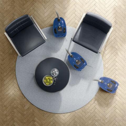Electrolux teleskooptoruga Silence Pro System™ tolmuimeja ESP75CB