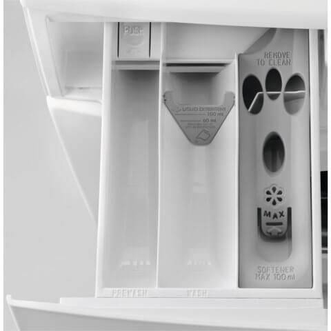 Electrolux integreeritav 8kg/4kg pesumasin-kuivati PerfectCare 700 EW7W368SI